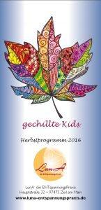 Gechillte Kids Herbst 2016
