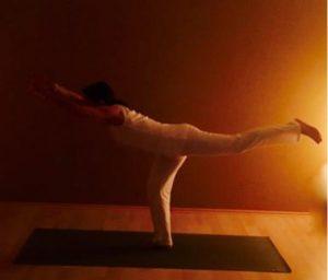 Stefanie Merkl - Yoga